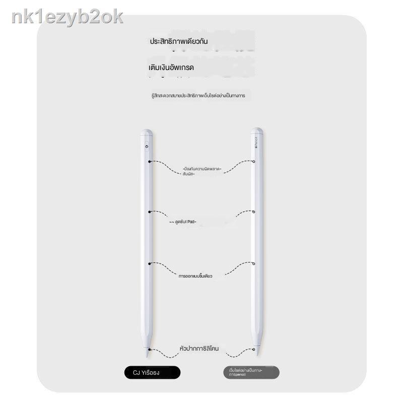 🔥พร้อมส่ง🚀♀﹊ApplePencil ป้องกันหน้าจอสัมผัสที่ไม่ถูกต้องปากกา capacitive ipad แท็บเล็ต Apple สัมผัสบันทึกด้วยลายมือ111