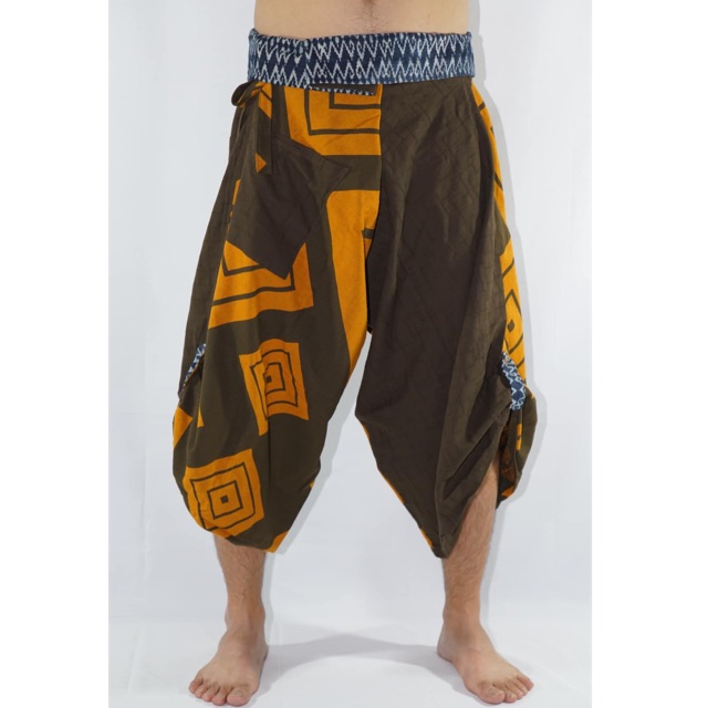 Samurai Pants กางเกงซามูไร เอวมัด