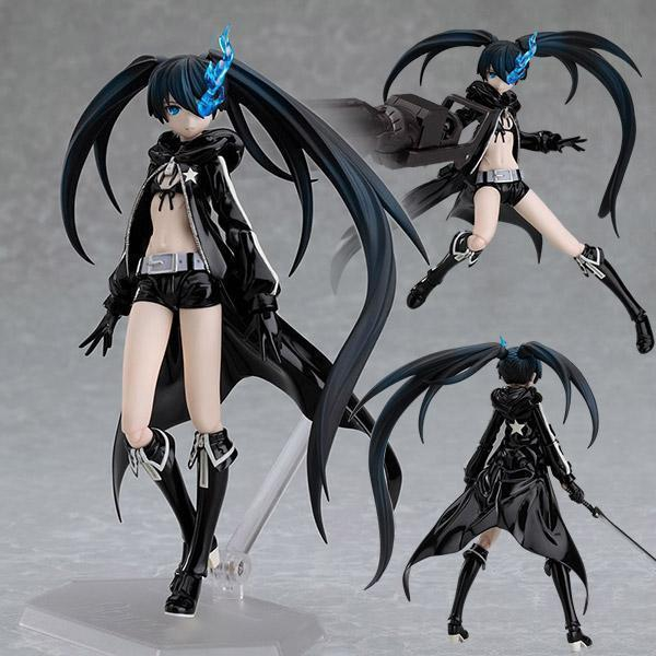 ฟิกเกอร์ Anime Black Rock Shooter HEIY Figma SP012 PVC
