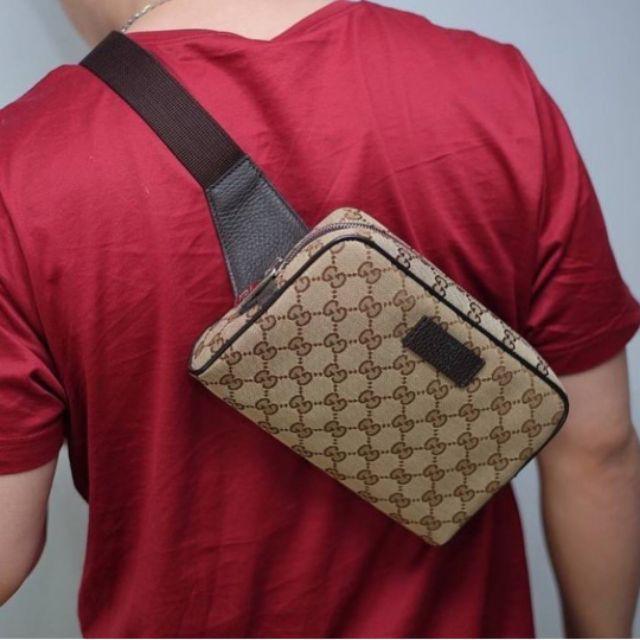 new】Gucci belt bag แท้💯