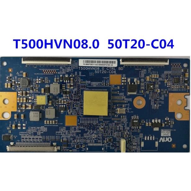 ชิ้นส่วนอะไหล่ Tcon Logic Board T 500 Hvn 08 . 0 Ctrl Bd 50 T 20 - C 04 หน้าจอ T 500 Hvf 043 สําหรับ Sony Kdl - 50 Tdl - 50 T 500 Hv 043