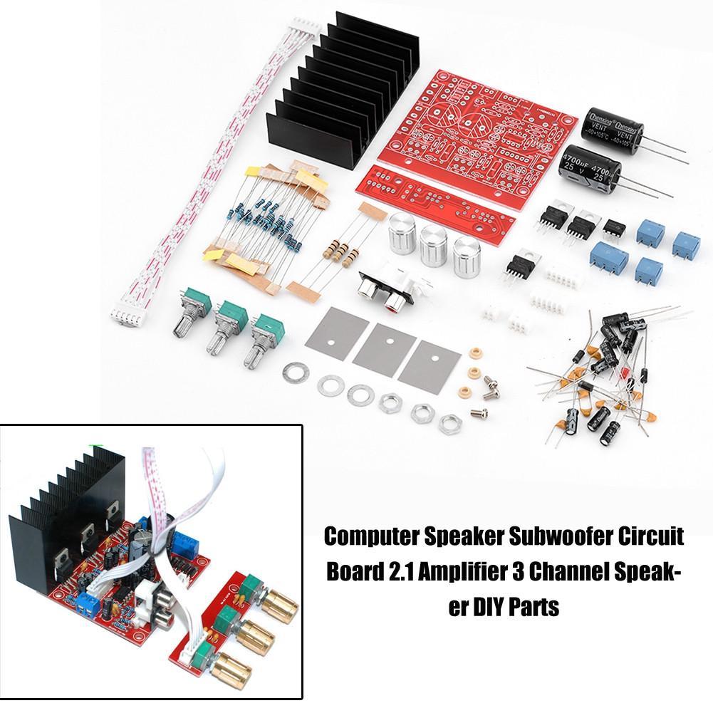 แผงวงจร IRS 2092 Mono Amplifier Board 200 W Single Channel Class D Audio  Amplifier boboard