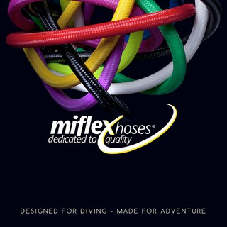 Miflex Xtreme High Performance Specialist Diving Hoses