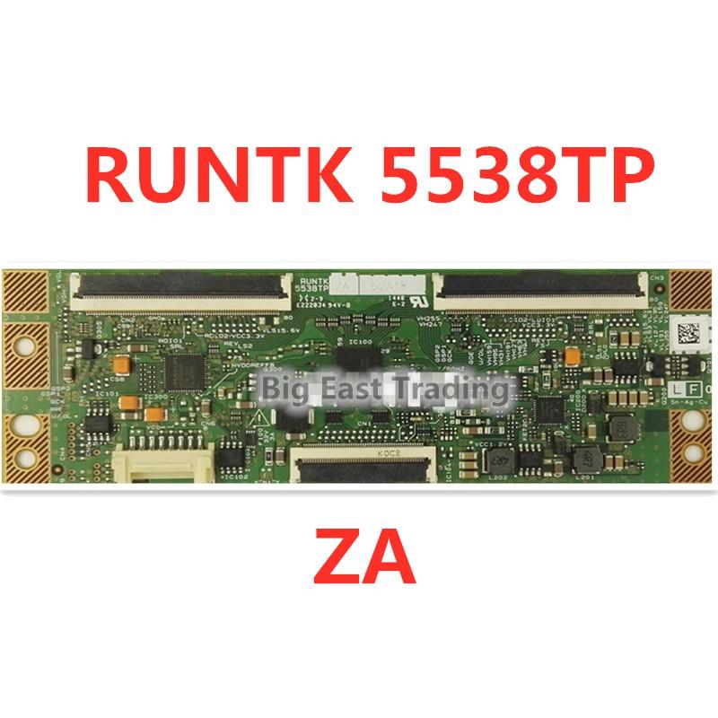 Tcon Board Cpwbx Runtk 5538 Tp Za Zb Zz T - Con Logic Board คุณภาพดี 1 ชิ้น