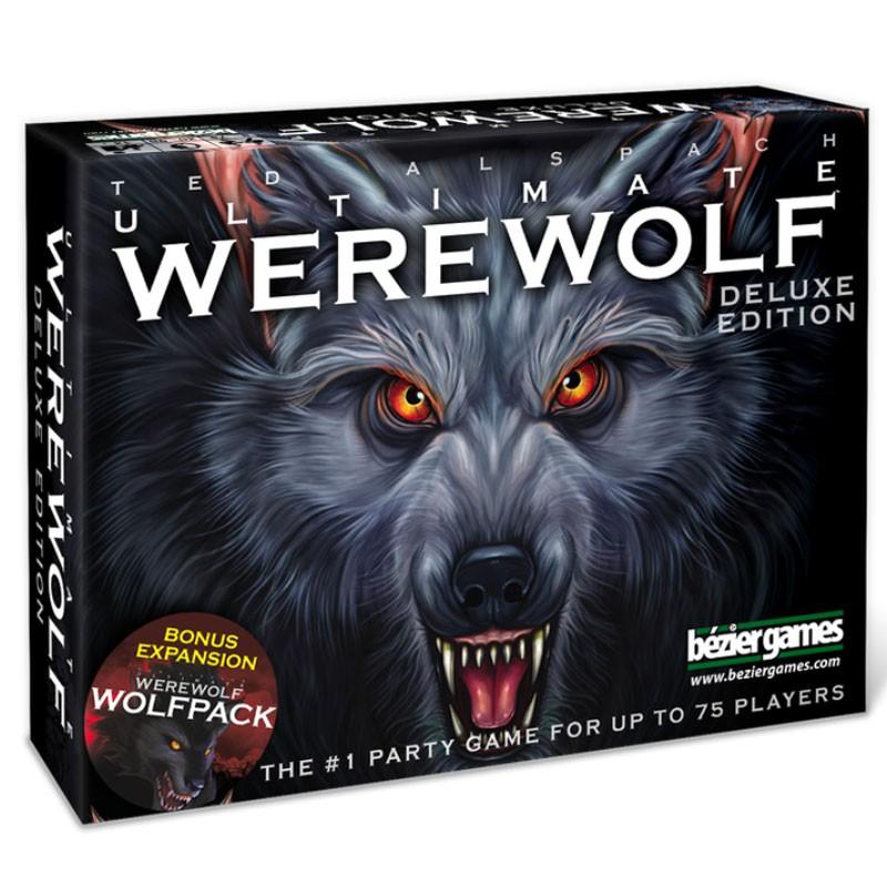 【 Ready Stock 】Werewolf การ์ดเกมภาษาอังกฤษ