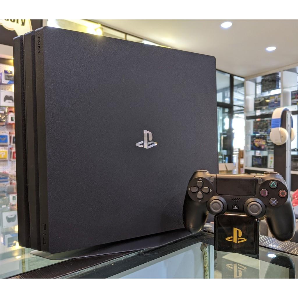 เครื่อง PS4 Pro 1TB มือ2 มีประกัน เครื่องPS4 Pro มือสอง Gen2