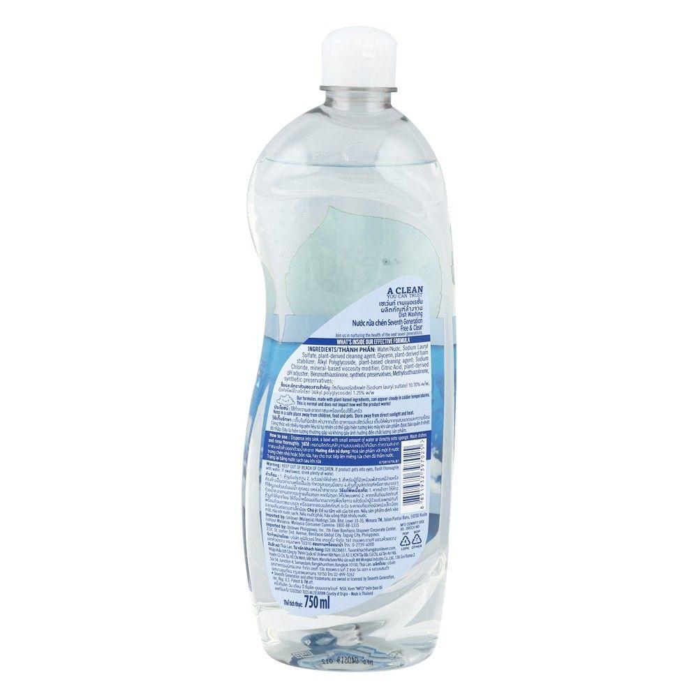 น้ำยาล้างจานเซเว่นท์เจน