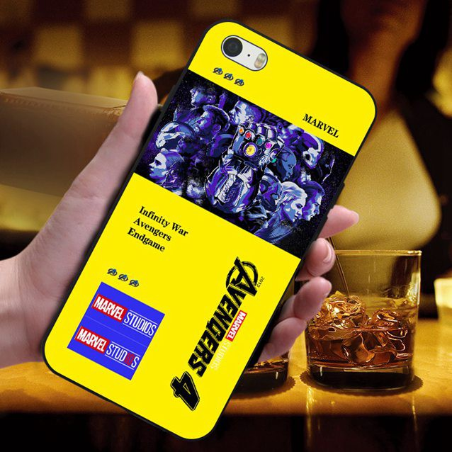 Inspired by Avengers infinity war silicone iPhone case Avengers infinity war phone silicone case 7 plus iPhone X XR XS Max 8 6 cover 6s 5 5s se slim silicone case for Apple iPhone marvel poster
