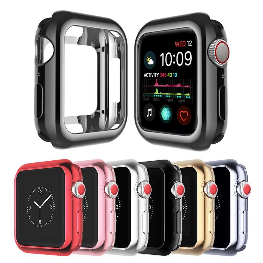 เคส Tpu แบบนุ่มป้องกันรอยสําหรับ Applewatch