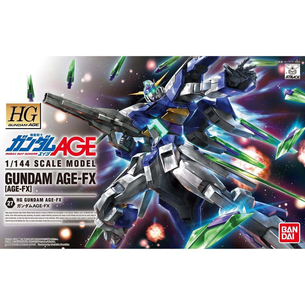 HG AGE-FX Gundam AGE-FX