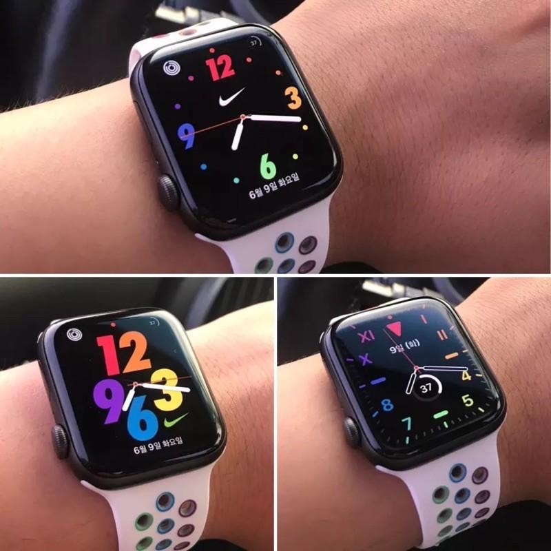 ↂ🔥New🔥 สาย Apple Watch Sport BAND FOR Series 1,2,3,4,5 สายนาฬิกา