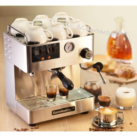 ZB-3012 เครื่องทำกาแฟ เครื่องทำกาแฟอัตโนมัติ
