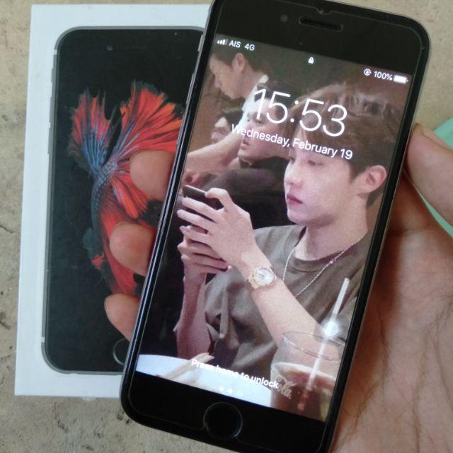 Iphone 6s 64gb ไอโฟน6s 64gb มือสองภาพดี(ต่อราคาได้)