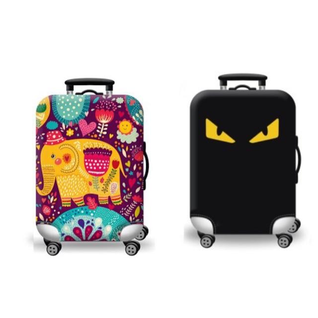 ถุงคลุมกระเป๋า ผ้าคลุมกระเป๋าเดินทาง