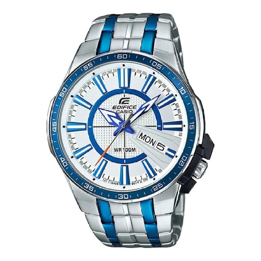 Casio Edifice นาฬิกาข้อมือผู้ชาย สายสแตนเลส รุ่น EFR-106BB-7A