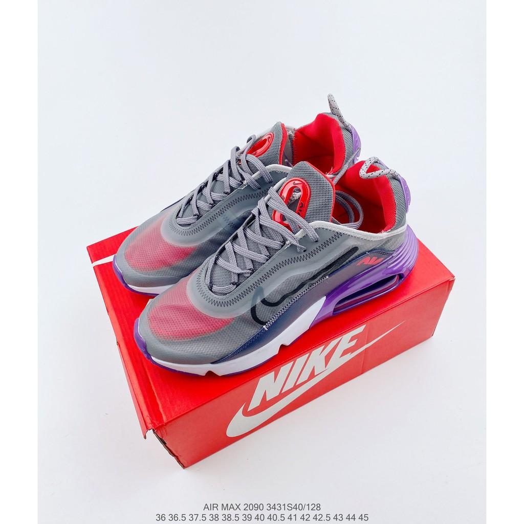 Nike Air Max 2090 แท้ รองเท้าสตรี รองเท้าผู้ชาย รองเท้ากีฬา รองเท้าลำลอง