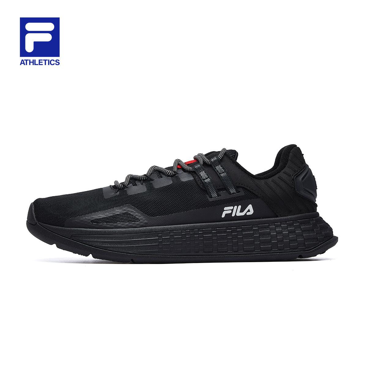 Fila athleticsรองเท้าวิ่งผู้ชายรองเท้าฝึกอบรม2020ใหม่ฤดูใบไม้ร่วงตาข่ายระบายอากาศรองเท้ากีฬา