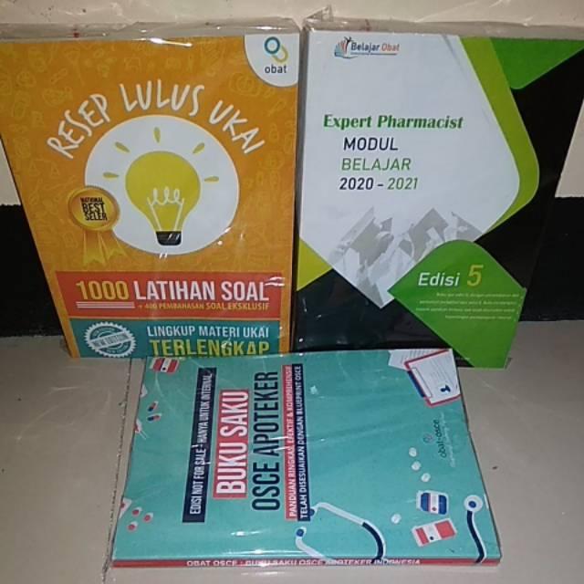 แพคเกจ 3 Books 1000 Problems Ukai, Osce Books, โมดูลรุ่นล่าสุด