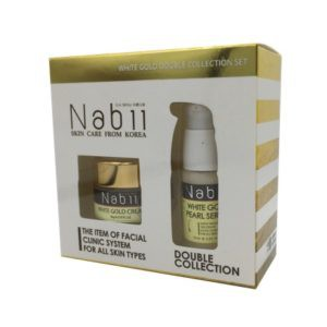 Nabii White Gold SET