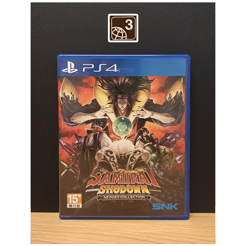 PS4 Games : Samurai Shodown NeoGeo Collection โซน3 มือ2
