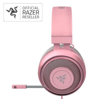 HEADSET (หูฟัง) RAZER KRAKEN (QUARTZ PINK) GAMING GEAR