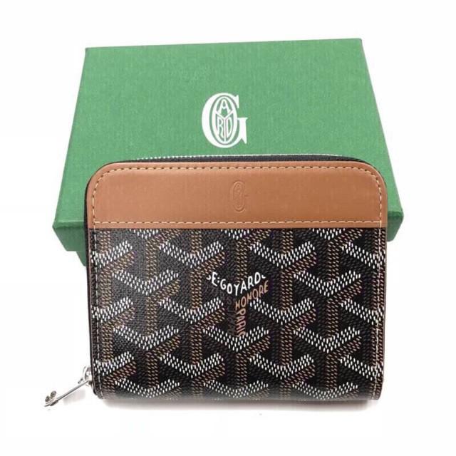 Goyard wallet พร้อมส่ง ของแท้100%【การจัดซื้อ】