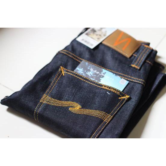 """Tape Ted 16 Dips Dry [[ Nudie Jeans """"ของแท้ 100%"""" ]] #นูดดี้ #กางเกงยีนส์ #nudiejeans"""