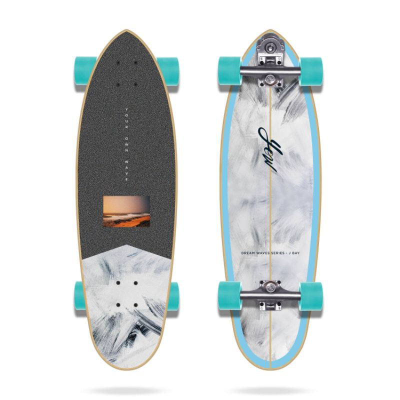 "Yow J bay surfskate 33"""