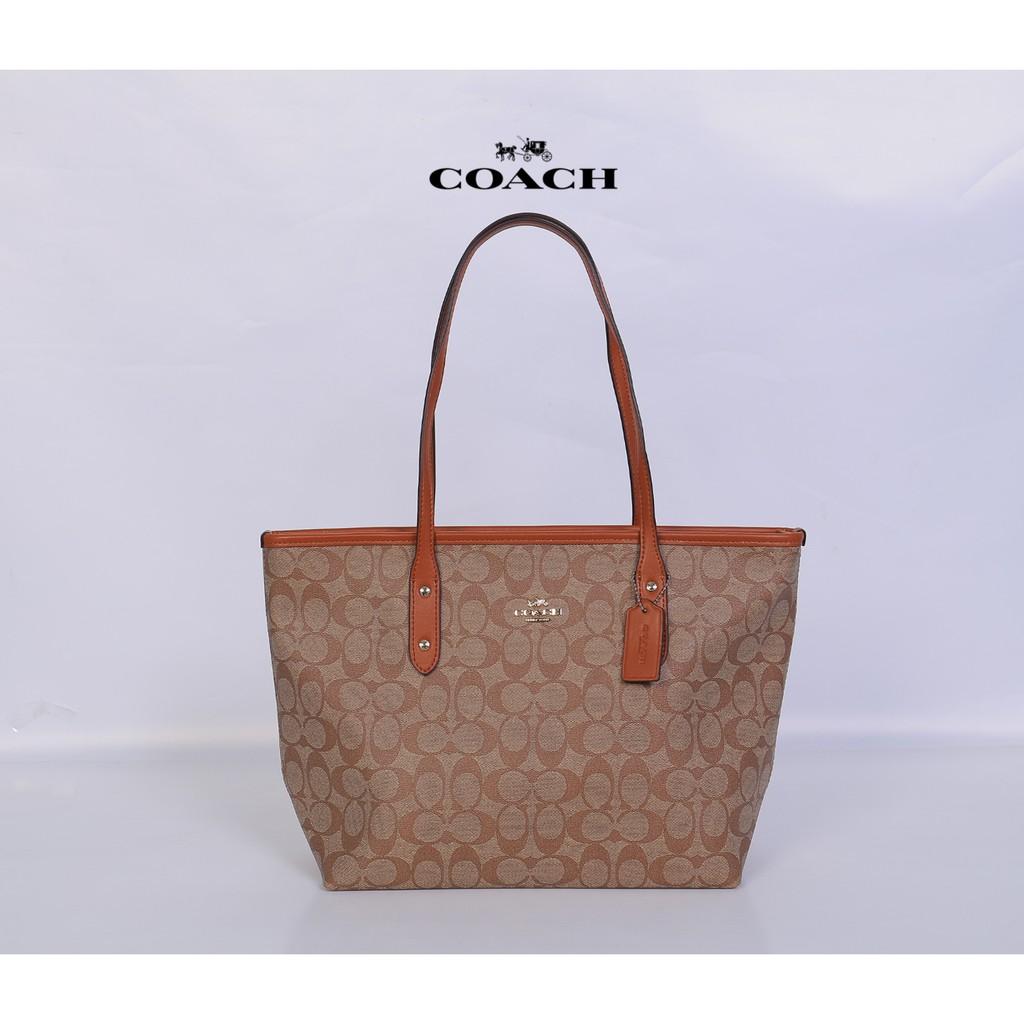 กระเป๋า coach ของแท้ กระเป๋าโค้ช กระเป๋าสะพายข้างผู้หญิง F58292
