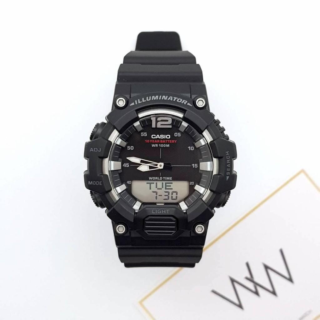 ของแท้ นาฬิกาข้อมือ Casio รุ่น HDC-700 WU9s