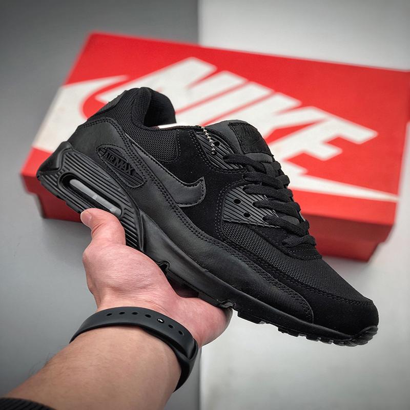 Nike Air Max 90 Essential 90  รองเท้าเบาะลมลำลอง(4)
