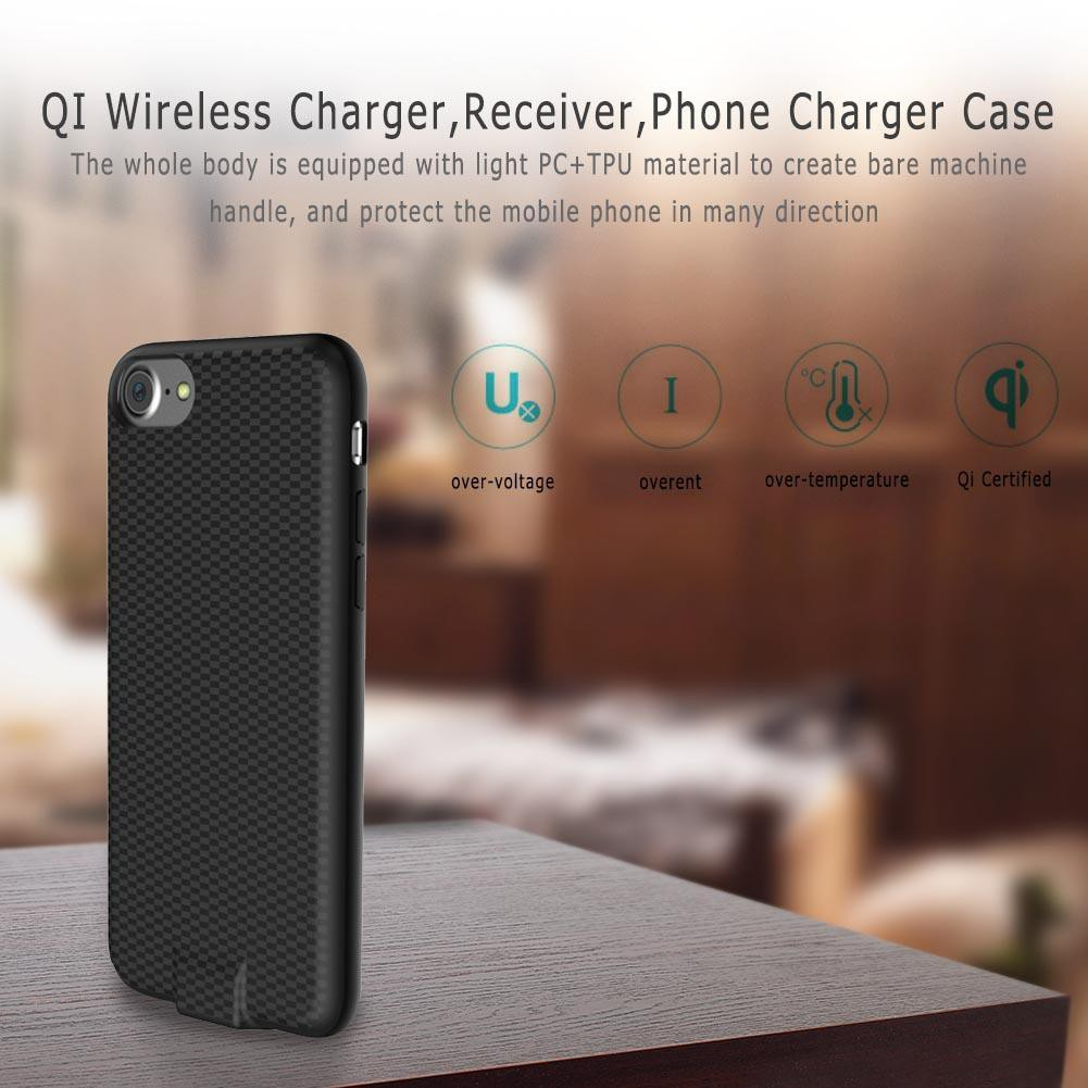 【 OT 】 Quelima 4 USB Port Quick Charge 3.0 Car Charger พร้อมที่ชาร์จ  