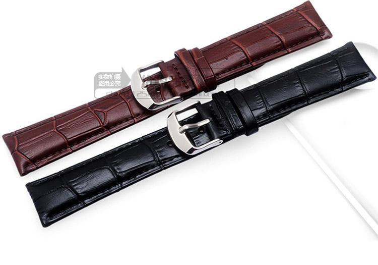 ㇿ≡สายนาฬิกา applewatchสายนาฬิกา gshockสายนาฬิกา smartwatchSeikoสายหนังผู้ชายและผู้หญิงเข็มขัดSEIKO5นักบินเหล็กขาหัวเข็มข