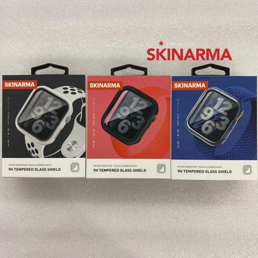 Skinarma Apple Watch Series SE/6/5/4 เคส applewatch Cover 38/40/42/44mm GADO เคสนาฬิกาแอปเปิ้ลวอช อุปกรณ์เสริมนาฬิกา lyC