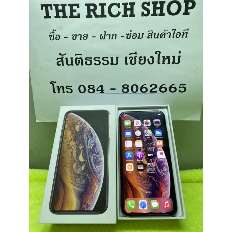 มือถือ Iphone xs 64g สีทองมือสอง