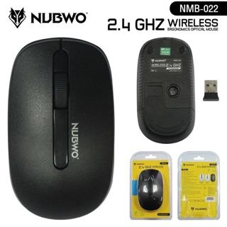 Review NUBWO NMB-022 Wireless Mouse
