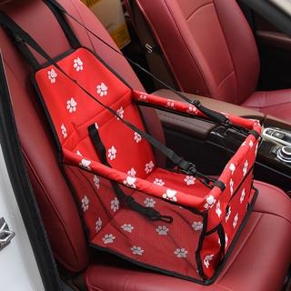 Travel Pet Dog Car Carrier Seat Bag Folding Hammock Waterproof Basket  Safety Mesh Hanging Bags Dogs Seat Bag Basket Carr ราคาที่ดีที่สุด