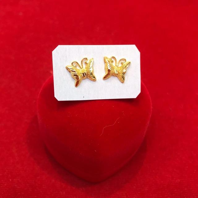 ต่างหูทอง หนัก 1 กรัม ราคาพิเศษ