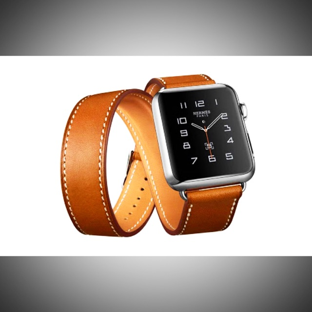 Hermès Apple Watch series 3 ของแท้ช้อบฝรั่งเศส ราคาพิเศษสุดสุด แจ้งib เท่านั้น