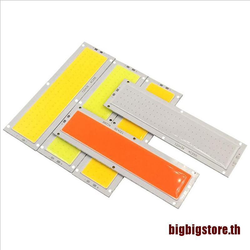 ( Bigbig ) แผงไฟ Led 12 V 10 W 100 Lm / W ขนาดใหญ่ 120X3