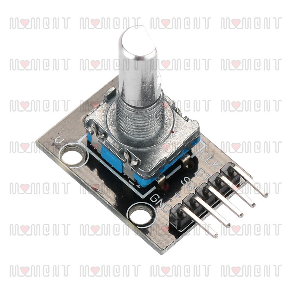 ... 5 Pin KY-040 Rotary Encoder Module Analog Development DIY สำหรับ Arduino AVR PIC ...