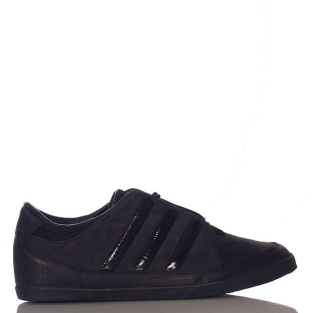 592db2bca8172 รองเท้าผ้าใบ Authentic Adidas Adidas Y3 Kohna yohji yamamoto Ninja สีดำ