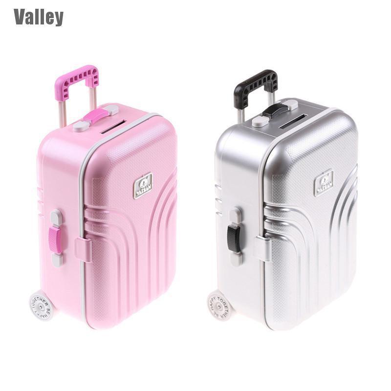 ( Valley ) กระเป๋าเดินทาง 18 นิ้วสําหรับตุ๊กตา