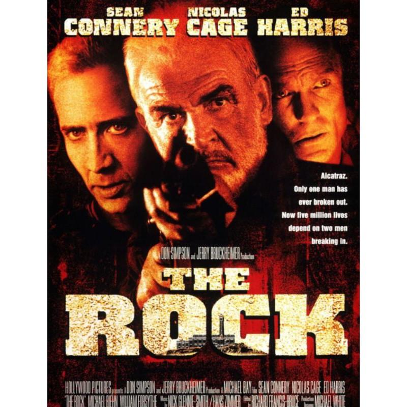 The Rock ยึดนรกป้อมทมิฬ : 1996 #หนังฝรั่ง | Shopee Thailand