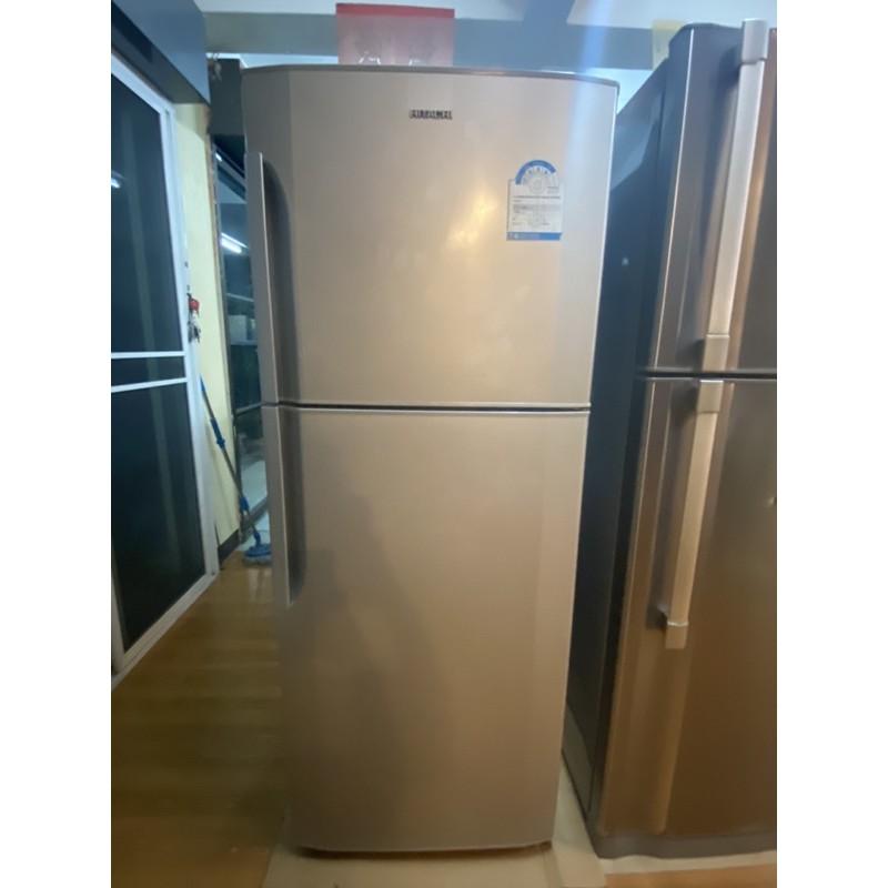 ตู้เย็นมือสอง 2ประตู13คอวสวยๆมีแระกันพร้อมใช้งาน