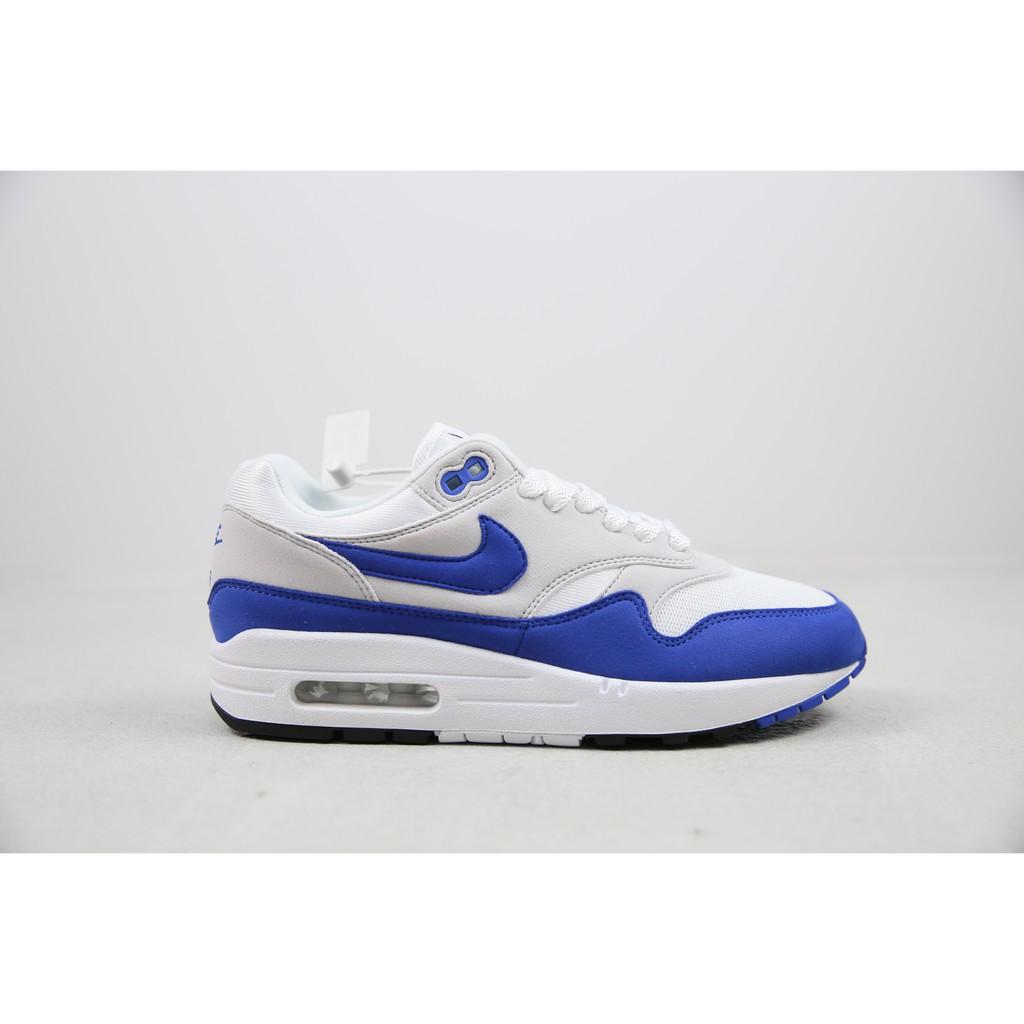 รองเท้าผ้าใบ The blue COD NIKE AIR MAX 1 OG Anniversary สีฟ้า 90837 1