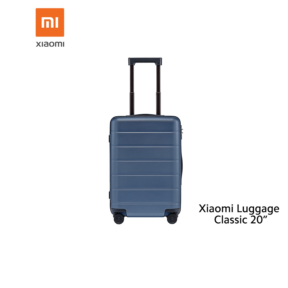 "Xiaomi Luggage Classic 20"" | Keep exploring | Durable Makrolon™ polycarbonate by Covestro | กระเป๋าเดินทางล้อลาก"