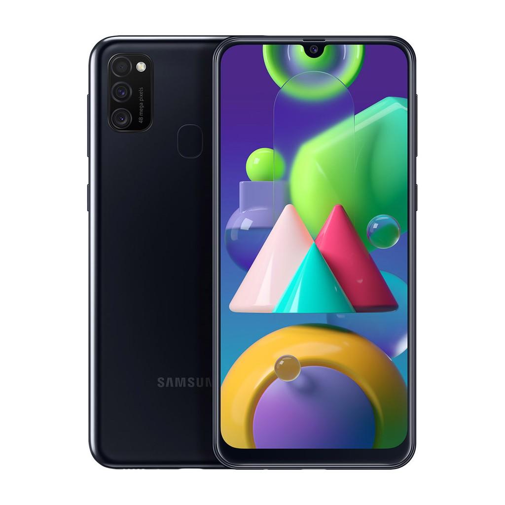 Samsung สมาร์ทโฟน Galaxy M21 4/64GB