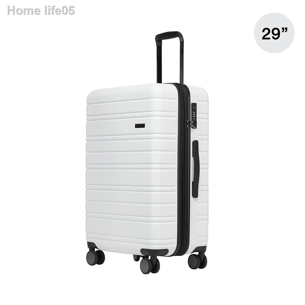 ◕MOOF49   Ginza Light Luggage 20 / 24 29 inch กระเป๋าเดินทางรุ่น ล้อลาก 4 ล้อ มี TSA ขนาด นิ้ว