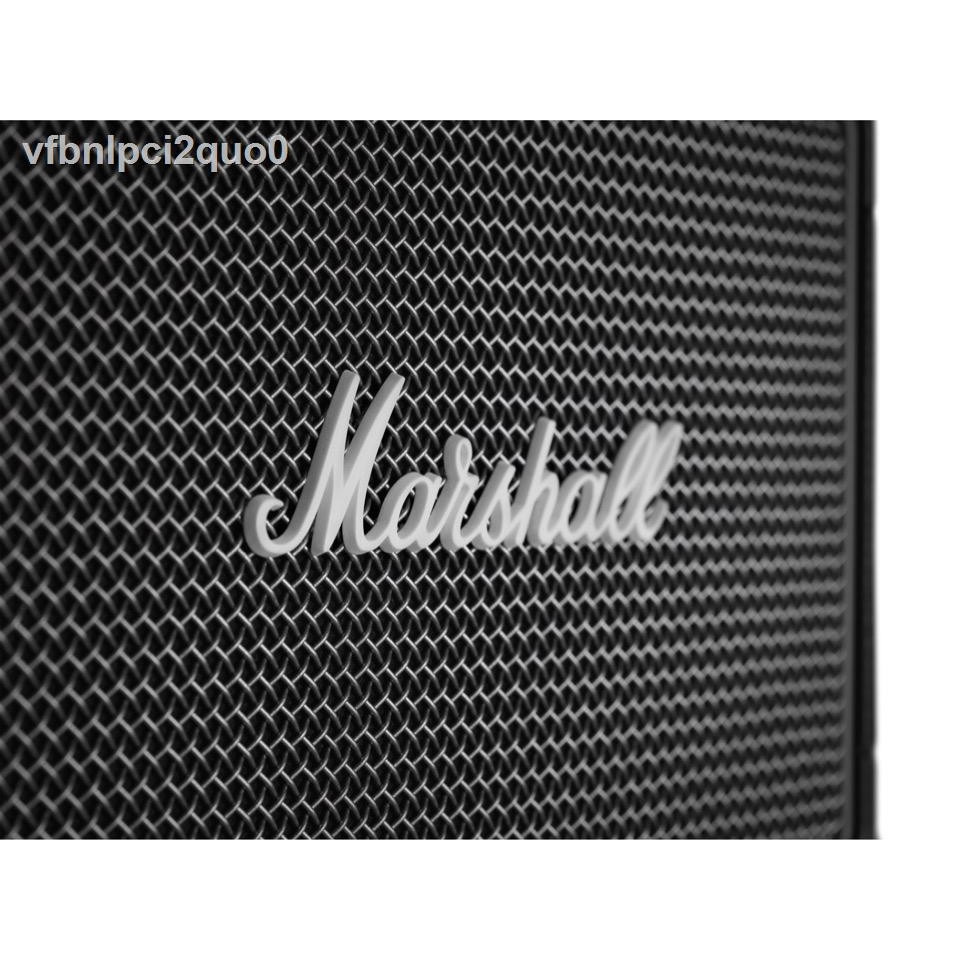 🔥รุ่นขายดี🔥ขายเฉพาะจุด🔥✺►♝ลำโพงบลูทู ธ Marshall Kilburn II Bluetooth สีดำ - ชั้น 1 ปี + ส่งฟรีทั่วไทย (ลำโพงบลูทู ,